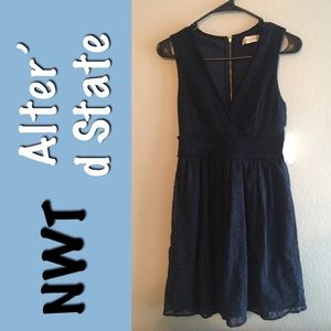 Alter'd State NWT Lace Dress